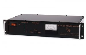 High Current DC Rackmount Power Supply